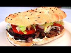 How To Make Doner Kebab - Video Recipe