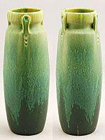#CAPCA | Door Pottery | Scott Draves | Watch Tower Vase