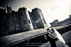 Wedding at actual Hogwarts!! Alnwick Castle, Northumberland