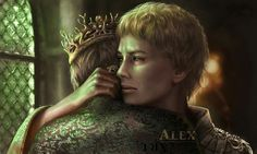 'The Things I Do For Love' by Alex Art.  Lannisters do all the wrong things for love.
