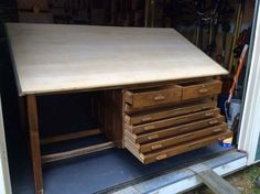 Perfect Drafting Desk