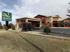 Hobbs (NM) Quality Inn and Suites Hobbs United States, North America Quality Inn and Suites Hobbs is conveniently located in the popular Hobbs City Center area. The property features a wide range of facilities to make your stay a pleasant experience. Service-minded staff will welcome and guide you at the Quality Inn and Suites Hobbs. Each guestroom is elegantly furnished and equipped with handy amenities. The hotel offers various recreational opportunities. Quality Inn and Sui...