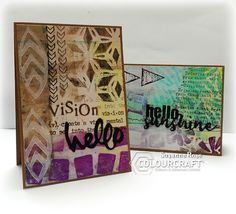 Susanne Rose Designs: My Debut over at the new ColourCraft Blog