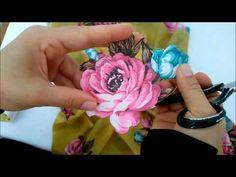 İncili Midye Şal Modeli Yapılışı - YouTube