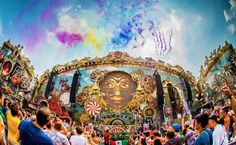 Tomorrowland design
