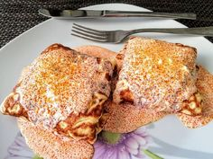 Keto Hortobágyi húsos palacsinta (Ketogén) French Toast, Breakfast, Food, Breakfast Cafe, Essen, Yemek, Meals