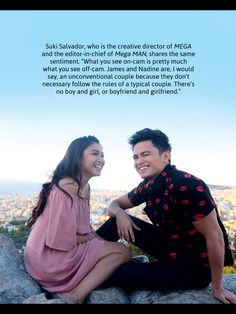 MakingMegaGreeceWithJaDine (ctto) James Reid, Jadine, What You See, Mega Man, Just Friends, Creative Director, Real Life, Beautiful Pictures, Relationship