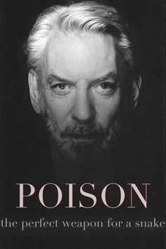 Poison: The perfect weapon for a snake.