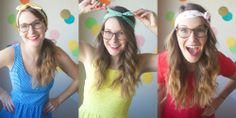 coming soon to oh, sweet joy! -- wire headbands <3