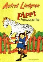 Okładka książki Pippi Pończoszanka