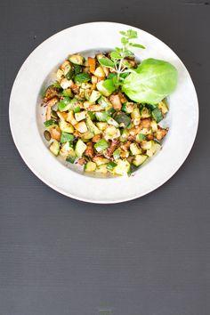 tofu e zucchine_