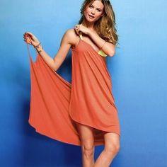 one piece easy sew beach wraparound