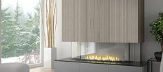 City Series fireplace by Regency - Available through Design District Access