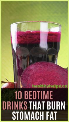 8 Bedtime Drinks That Burn Stomach Fat - Healthy Helps Detox Drinks, Healthy Drinks, Healthy Tips, Diabetic Drinks, Healthy Smoothies, Smoothie Recipes, Healthy Recipes, Natural Health Remedies, Natural Cures