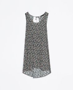 Printed dress, cute for summer