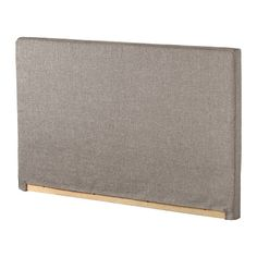 ABELVÄR Huvudgavel - grå, 120 cm - IKEA