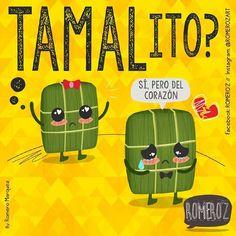 Tamalito - Happy drawings :)