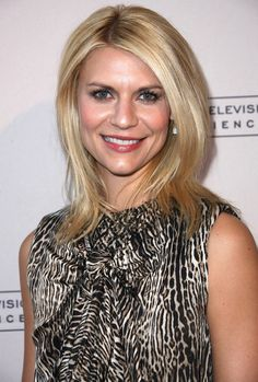 Claire Danes hairstyle. I want!