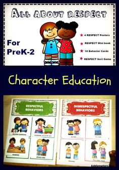 Learning Activities That Teach Children About Respect from Kiddie Matters