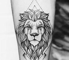 leão | Tatuagem.com (tatuagens, tattoo)
