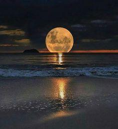 Super moon tonight