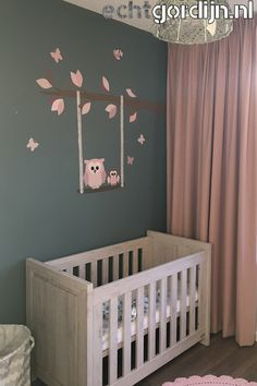 Valentines Day For Him, Baby Room Design, Nursery Inspiration, House Rooms, Cribs, Kids Room, New Homes, Bed, Furniture