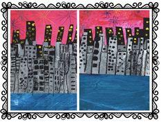 Cityscape-First Grade