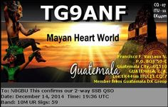 eQSL From TG9ANF