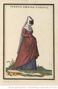 [Ensemble de gravures de costumes de Turquie du XVIe siècle] : [estampe] Auteur : Amman, Jost (1539-1591). Graveur Auteur : Bruyn, Abraham de (1540-1587). Graveur Date d'édition : 1577 Sujet : Costume -- Turquie Format : 116 gravures coloriées ; formats divers Droits : domaine public Identifiant : ark:/12148/btv1b69373991