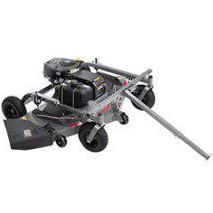 "Swisher (60"") 14.5HP Finish Cut Tow Behind Trail Mower w/ Electric Start - Model: FC14560BS"