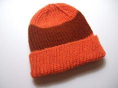 Ravelry: Basic Ribbed Hat pattern by Heather Tucker No seam- 7 sizes
