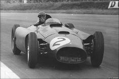 Peter Collins racing