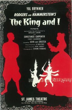 King And I, The (Broadway) (1951)
