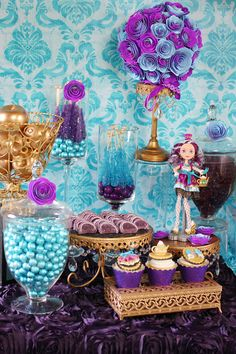 Trend Alert: Ever After High Party Theme