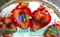 Sacred Heart Pie | Do Small Things with Love