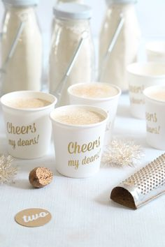 Gift This! Instant Eggnog Mix | Sprinkle Bakes