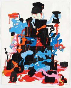 TODD JAMES http://www.widewalls.ch/artist/todd-james/ #contemporary #art