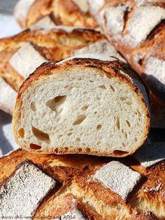 Brot mit Kartoffelflocken