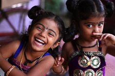 Smile! Photo by Rangarajan Ramesh