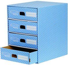 Fellowes Bankers Box 4 Drawer Unit - Blue/White Fellowes http://www.amazon.co.uk/dp/B00RMKYJ4O/ref=cm_sw_r_pi_dp_TJxkvb0RW5TBP