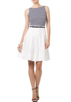 ROSIANA - Sommerkjole - hvit Ralph Lauren, Skater Skirt, Ballet Skirt, Skirts, Fashion, Moda, Fashion Styles, Skater Skirts, Fasion