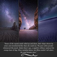 A quote from Chapter 4 the Young Adult Fantasy novel Sand Dancer.