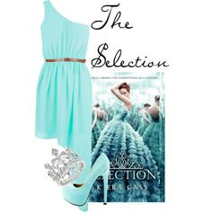 """The Selection"" by venturajai-1 on Polyvore"
