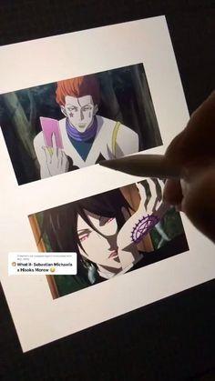 Anime Ai, Evil Anime, Otaku Anime, Anime Guys, Manga Anime, Anime Songs, Anime Films, Grell Black Butler, Persona Anime