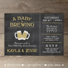 A Baby is Brewing / Love is Brewing / BaByQ Baby by greylein