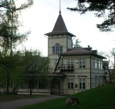 1 Place, Geocaching, Finland, Buildings, Hunting, Villa, Around The Worlds, Spaces, Mansions