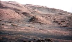Mount Sharp, Mars