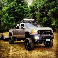 Off-road lights on the other hand are specifically designed lights installed as needed to perform specific jobs, from illuminating the roadway in dense fog or heavy rain. Chevy Duramax, Lifted Chevy Trucks, Dodge Trucks, Pickup Trucks, Trucks Only, Cool Trucks, Future Trucks, Chevy Girl, Diesel Trucks