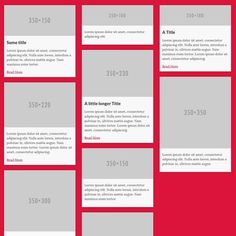 Masonry Layout Using Flexbox Fribly Responsive Web Design Layout Web Design Web Design Tips