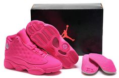 best authentic 6c9cb 2fe27 2015-2016 Sale Cheap Air Jordan 13 Think Pink Pink Flash Pinkfire Hot Pink  The